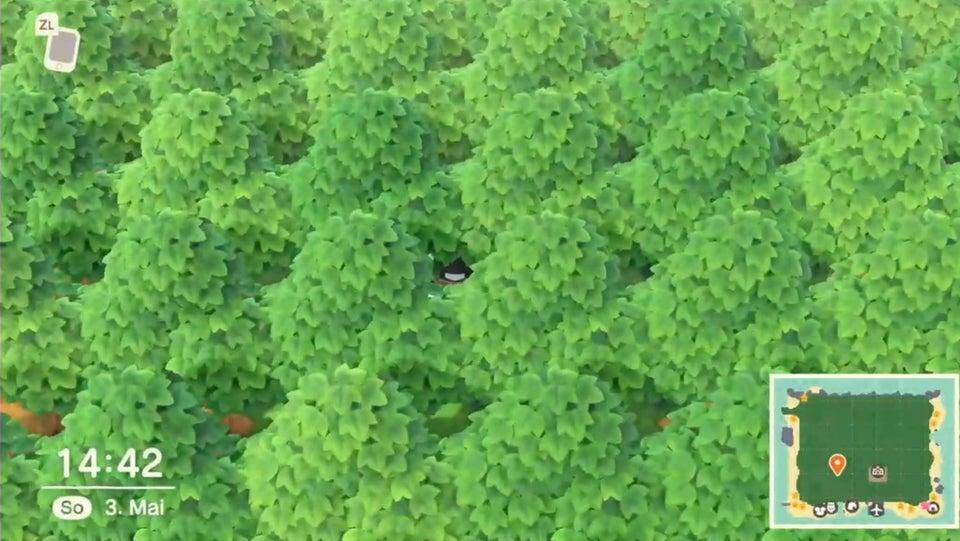 あつ 森 果樹 園 植え 方